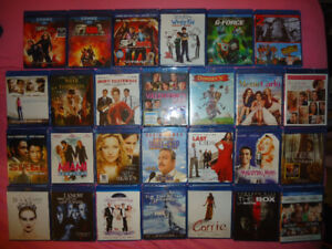 DVDS&BLURAYS&TVSHOWS LOTS BRAND NEW SEALED