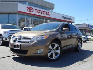 Toyota Venza V6 AWD Premium Package 2010