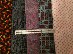 Quality Quilting Fabric / 100% Quilting Cotton - Prices Vary