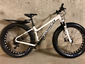 Fat Bike - Norco Sasquatch size small