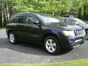 2011 JEEP COMPASS NORTH EDITION 4X4