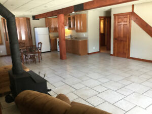 Appartement à louer style loft à Prévost