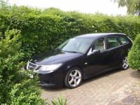 Saab 9-3 1.9TiD ( 150ps ) SportWagon 2009MY Linear SE