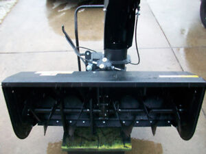 New 42 inch Snowblower Attachment
