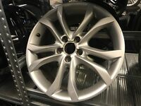 "18"" alloy wheels Alloys Rims tyre tyres 5x112 genuine s3 a3 Vw Volkswagen Seat skoda"