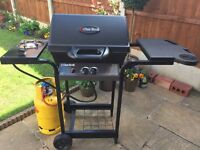 Barbecue Gas Char-Broil -as new