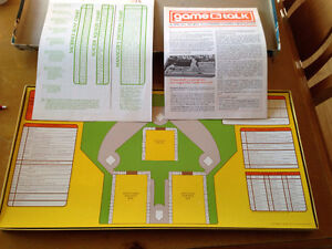 SUPERSTAR BASEBALL 1974 SPORTS ILLUSTRATED BOARD GAME GIANTS BOX West Island Greater Montréal image 5