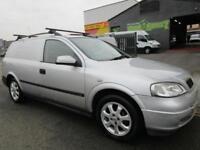NO VAT Vauxhall Astravan 1.7DTi 16v Sportive panel van (3)