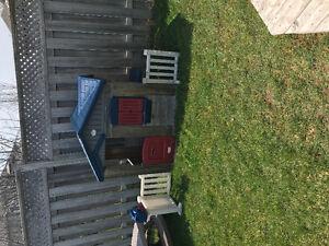 Little tikes cottage