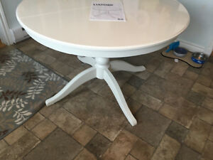 Ikea Liatorp Extendable Dining Table