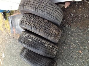 Ford Freestar Winter Tires