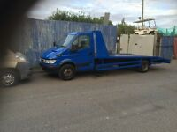 Iveco daily 65c recovery truck