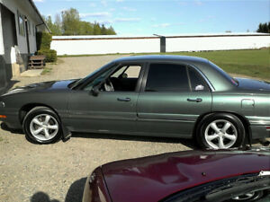 trade 98 buick lesabre for corvair