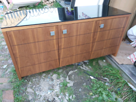 Multi-Purpose Cabinet / Sideboard -Quality 3 Door Heavy Duty Cabinet/