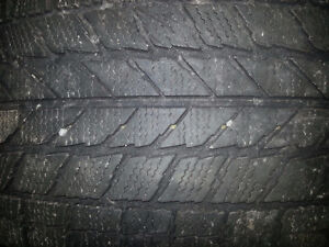 2 Top of the line Winter Tires.