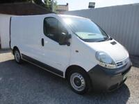 2005 Nissan Primastar 1.9dCi SE Van 100ps 4 door Panel Van