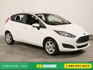 2016 Ford Fiesta SE AUTO 4 PORTE HAYON BLUETOOTH