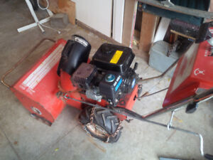 Snow blower and lawn mowers