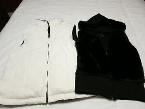 2 Spring and Fall Vests