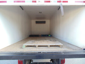 2007 FORD Reefer Truck Kitchener / Waterloo Kitchener Area image 8