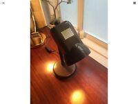 Nuova Venetta Lumi SEL Brown Italian Designer Z2-90 Desk Reflector Lamp (Vespa) for sale  Cardiff