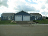 Duplex #1 side 2 bedroom #2 side 3 bedroom Vegreville