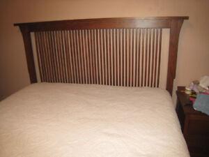 High end bedroom set