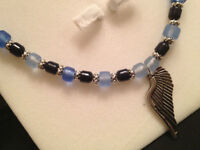 Angelic Blues Neckalce