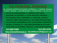 Trades: ACCOUNTING, INCOME TAXES, FINL & RISK MGMT