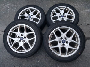 215 55 17   Tires and 17 inch Alloy Rims