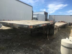 2010 BWS 53ft Tri axle Dropdeck