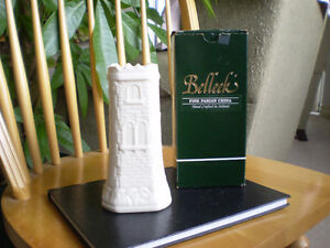 "Belleek Ireland - "" Setanta Vase """