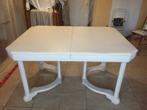 Antique Shabby Chic Kitchen/Dining Table
