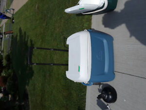 Large & Small Coolers