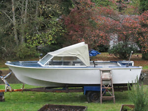 Boat / trailer for sale