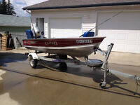 12 foot lund fishing boat