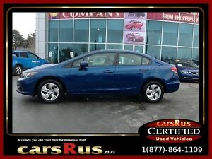 2014 Honda Civic LX We Pay The Tax When You Finance With Us!