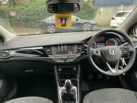 2018 Vauxhall Astra 1.4i Turbo 16v (150 PS) SRi 5dr Hatch Hatchback Petrol Manua