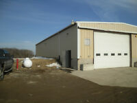 Large Shop for Rent-Upgraded for Welders
