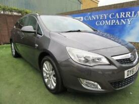 2011 Vauxhall Astra 2.0 CDTi 16v SE 5dr (start/stop)