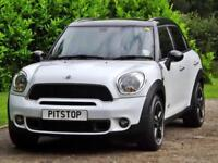 Mini Countryman 1.6 Cooper S All4 5dr PETROL AUTOMATIC 2011/60
