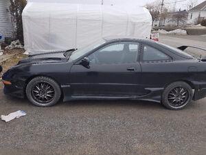 1995 Acura Integra GSR Turbo + nos