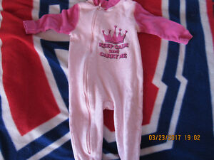 New baby girl clothing multiple items