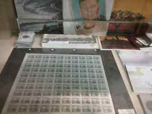 Proof coin sets, bills, stamps sportscards plus 600 booths  Cambridge Kitchener Area image 7