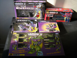Transformers G1 Encore Vintage and Reissue NEW LOW PRICES