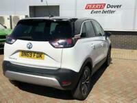 2020 Vauxhall CROSSLAND X 1.2T [130] Elite Nav 5dr [Start Stop] Hatchback Hatchb