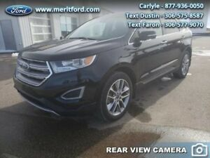 2017 Ford Edge Titanium  - One owner - Local - Trade-in