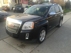 2010 GMC Terrain SLT-2 safety&Etest
