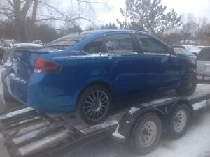 PARTING OUT: 2010 Ford Focus SES 4 Dr sedan London Ontario image 3