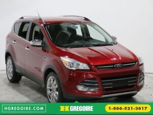 "2014 Ford Escape SE AWD 2.0 CHROME PACK MAGS 19"" CAMÉRA RECUL"